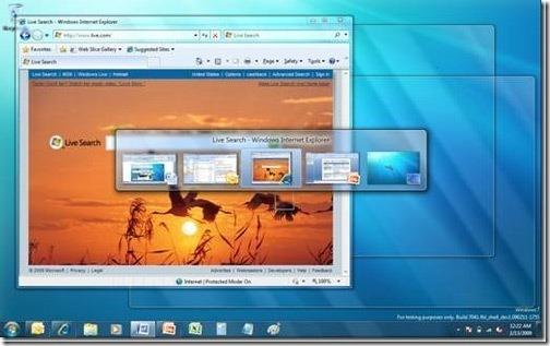 Windows 7 RC