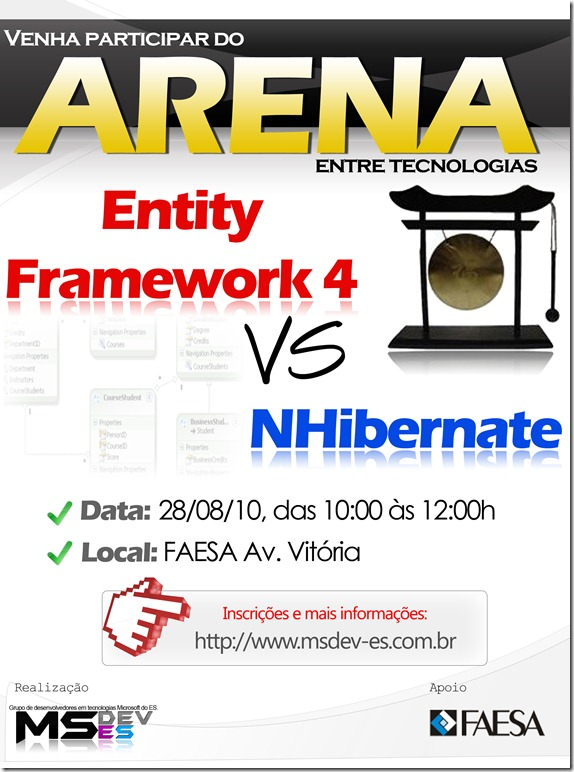 Entity Framework 4 x NHibernate