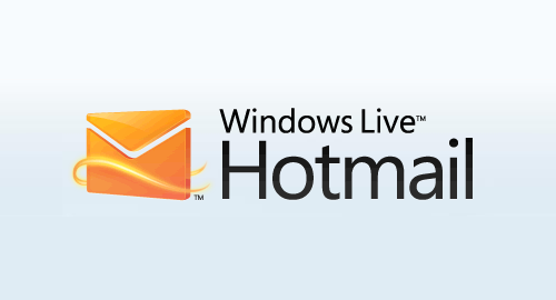 Windows Liver Hotmail