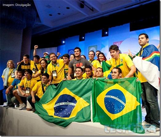 Brasil é tricampeão da Imagine Cup