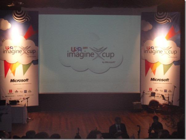 Imagine Cup - Premiação