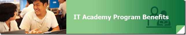 IT Academy Benefícios