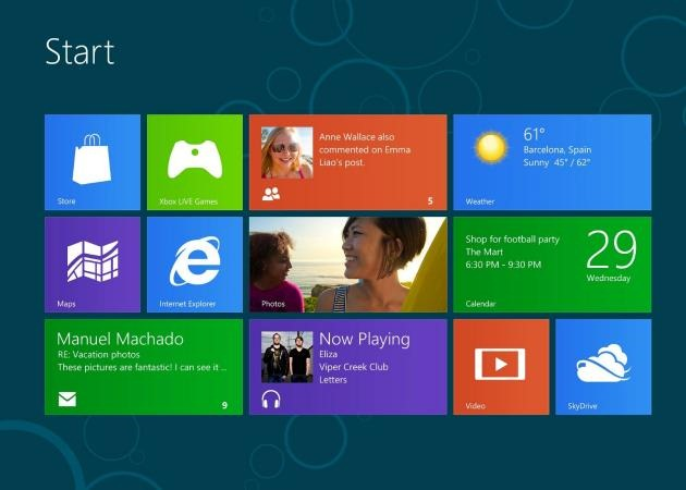 Windows 8-Consumer Preview