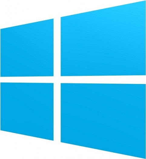 Logotipo do Windows 8